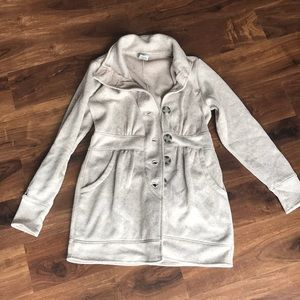 Avalanche button down jacket